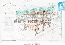 car sketch stock photos u0026 car sketch stock images alamy