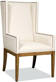 dining chair upholstered wingback dining room chairs stunning