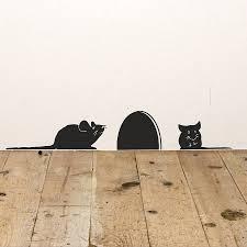 mice vinyl wall sticker by oakdene designs notonthehighstreet com mice vinyl wall sticker
