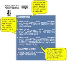 telemarketing script template create a winning telemarketing