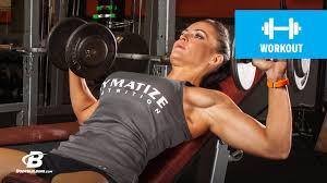 Chest And Shoulder - essential chest shoulder workout erin s elite 4