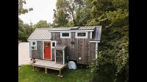 tour this stunning custom tiny house for sale youtube