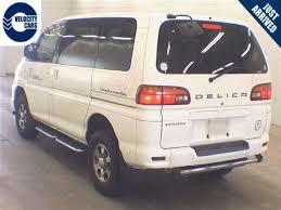2000 mitsubishi delica space gear 4wd 89k u0027s turbo diesel low mileage