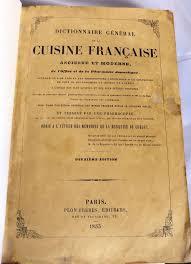 dictionnaire cuisine francais cousin de courchamps comte maurice dictionnaire général de la