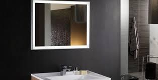 Illuminated Bathroom Mirror - mirror top large lit mirror exotic large lit makeup mirror
