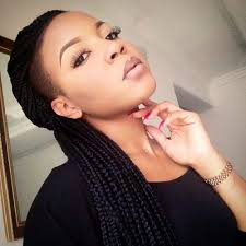 box braids on shaved hair 20 trendy small box braids hairstyles update
