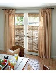 Sliding Patio Door Curtains Sliding Glass Door Blinds And Curtains Diy U0026 Crafts That I Love