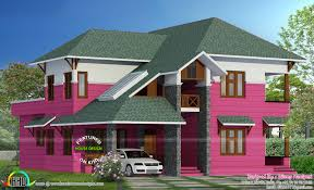 april 2016 kerala home design and floor plans