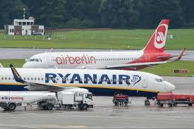 bid air ryanair out air berlin bid denouncing process as stitch up