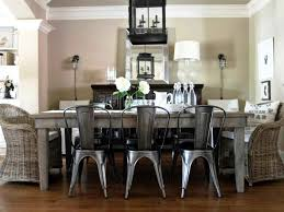 Metal Dining Room Sets by Exclusive Vintage Metal Dining Chairs All Home Decorations