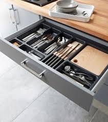 tiroir pour cuisine 5 idées pour une cuisine maxi rangement côté maison