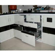 PVC Kitchen Cabinet In Bengaluru Karnataka Polyvinyl Chloride - Kitchen cabinet suppliers