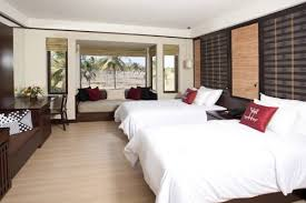 Novotel Lombok Resort  Villas Accommodation In Kuta Lombok - Novotel family rooms