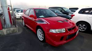 mitsubishi jdm 2000 mitsubishi lancer evolution 6 5 tommi makinen edition at