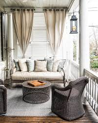 outdoor amazing curtain ideas porch blinds shades narrow front