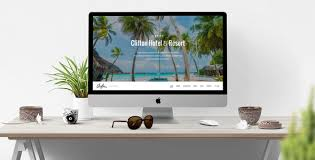 clifton hotel one page parallax html5 travel booking template