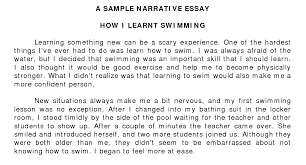 narrative essay outline exle narrative writing definition gse bookbinder co