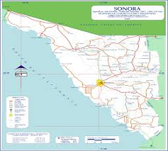 Maps Mexico by Slideshow For Sonora Mexico Maps