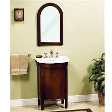 Bathroom Sink And Cabinet Combo Contour 23 Quot Traditional Single Sink Bathroom Vanity Sink