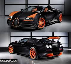 bugatti suv price latest list of most expensive fastest cars in the world 2017