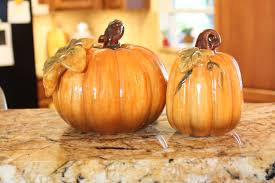 ceramic pumpkins and pumpkins and fall in the ozarks beckwith s treasures