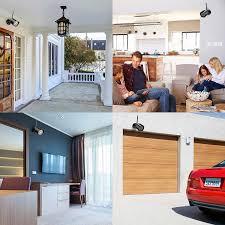 amazon com zmodo wireless indoor outdoor smart home security