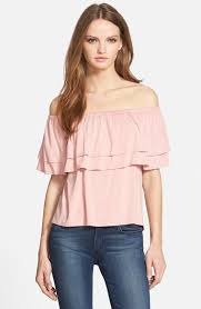 shoulder blouse shift your style the shoulder