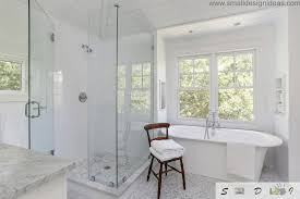 Bathrooms In The White House Master Bathroom Ideas For White Interior