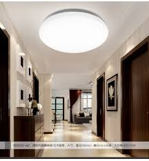 Restaurant Kitchen Lighting 220v 10w Led Ceiling Light Acrylic Kitchen Light Modern L