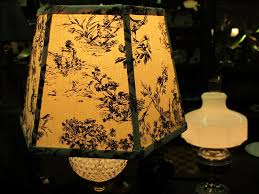 Lampshades For Chandeliers Bridge Lamp And Oil Lamp Shades Theantiquemarket Com