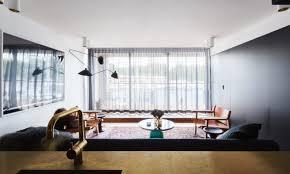 Visites Privées 13 Appartements Français Osent La Couleur Less Is More Living Visite Privée Un Appartement Ultra Chic à Sydney