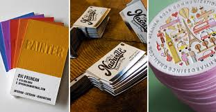 30 cool business card ideas that will get you noticed