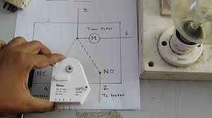 defrost timer testing in hindi ड फ र स ट ट यमर क