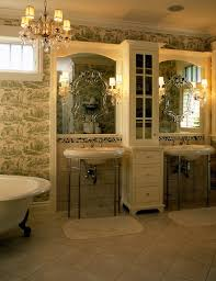 Bathroom Vanities Country Style Enchanting Antique Country Style Bathroom Vanities With Stainless