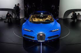 first bugatti first impressions 2017 bugatti chiron gtspirit