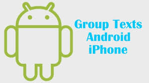 how to send from android to iphone to send texts between android and iphone device