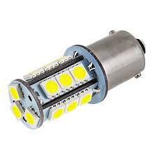 car brake light bulb 1156 led bulb 18 smd led tower ba15s retrofit led brake light