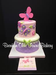 butterfly baby shower cakes butterfly baby shower cake brenham