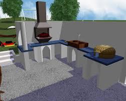 construction cuisine d t ext rieure faire une cuisine d ete jimedia us