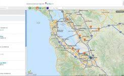 map usa driving distances map of the united states with roads zoom maps us map mapsherpa