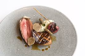 cuisine pigeon tuscan pigeon recipe with foie gras great chefs