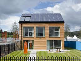Modern Eco Homes And Passive House Designs For Energy Efficient - Eco home designs
