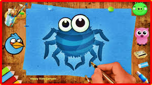 itsy bitsy spider coloring pages for kids coloring book kids