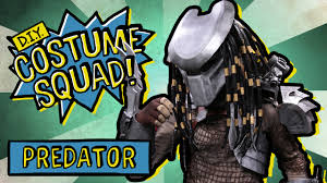 design your own halloween mask online make your own predator costume diy costume squad youtube