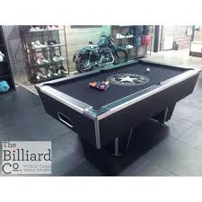 Slate Bed Club Slate Bed Pool Table