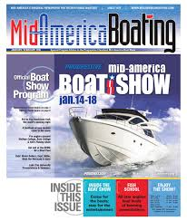 mid america boat show 2016 show program by adstrategies com issuu