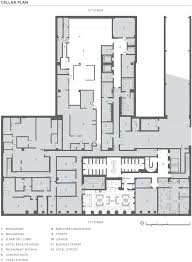 hotels floor plans dream downtown hotel by handel architects