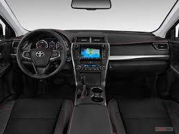 toyota camry dashboard 2016 toyota camry pictures dashboard u s report