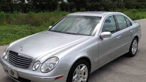 Mercedes Benz E 2003 2003 Mercedes Benz E500 View Our Current Inventory At