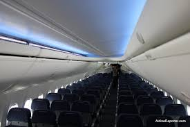 American Airlines Comfort Seats Delivery Flight American Airlines Welcomes First Boeing 737 With